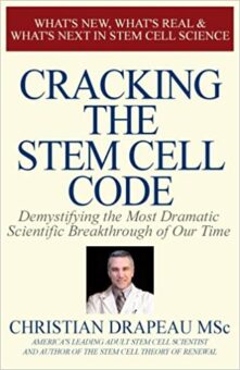 Cracking the Stem Cell code Cover